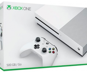 BEST PRICE: $169.99 Microsoft Xbox One S 500GB Console