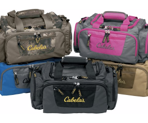 *Alicia's Pick* $9.99 Cabela's Catch All Gear Bags