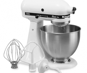 As low as $93.99! KitchenAid Classic 4.5 Quart Classic Mixer