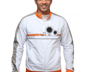 $19.99 (was $49.99) Star Wars BB-8 Track Jacket