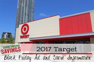 Target Black Friday Secrets