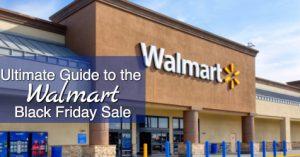 Walmart Black Friday Sale Guide