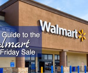 Walmart Black Friday Sale Guide