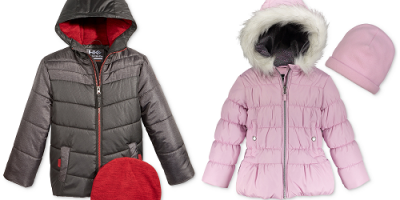 $15.99 (was $75+) Kids Puffer Coats