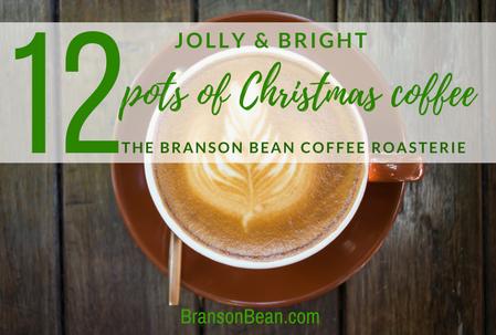 12 Pots of Christmas Coffee