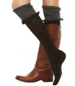 Knee boot socks by FixFind