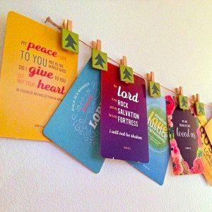 Hope Deck code: 5OFF  Scripture Cards