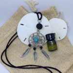 dream weaver essential oils necklace