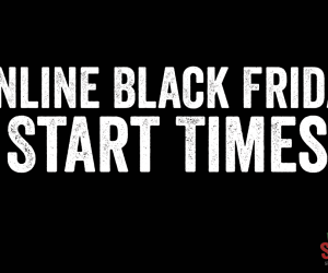online black friday sale start times