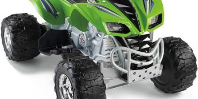 $199 (was $349) Power Wheels Kawasaki KF...