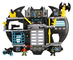 $25.49 (was $59.99) Imaginext DC Superfriends Batcave by Fisher-Price