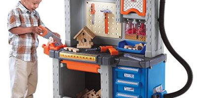 $92.15 (was $169.99) Step2 Deluxe Workshop