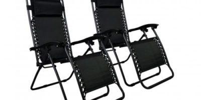 $39.99 (was $54.99) Zero Gravity Chairs ...
