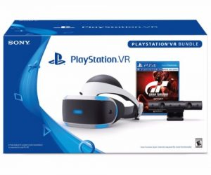 $259.99 (was $300) PlayStation VR – Gran Turismo Sport Bundle