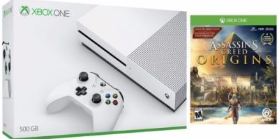 $189.99 (was $249.98) Xbox One S 500GB C...