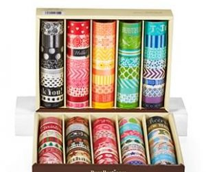 $10 (was $29.00) Washi Tape Boxes