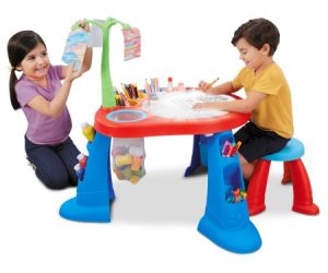 $29.99 (was $69.99) Little Tikes Children Tracing Art Desk