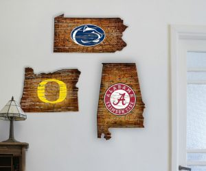 $34.99 (was $60) NCAA College State Signs