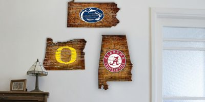$34.99 (was $60) NCAA College State Sign...