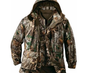 As low as $113.99 (was $189.99+) Cabela's Men's 10-Point 4-in-1 Parka with 4MOST DRY-PLUS®