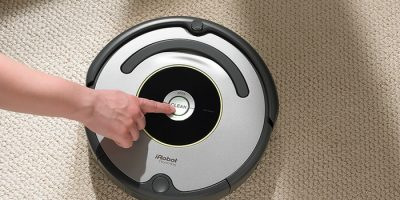 $269.99 (was $374.99) iRobot Roomba 650 ...