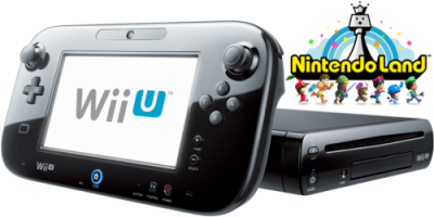 $200 (was $299) Black Wii U 32GB Deluxe ...