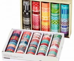 $15 (was $24.99) Washi Tape Boxes