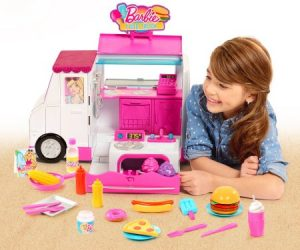 $35.29 (was $59.99) Barbie Food Truck