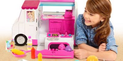 $35.29 (was $59.99) Barbie Food Truck