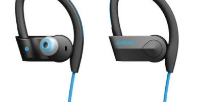 $19.99 (was $66.99) Jabra Sport Pace Wireless Music Earbuds Blue (Manufacturer Refurbished)