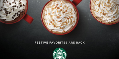 $5 (was $10) $10 Starbucks eGift Card
