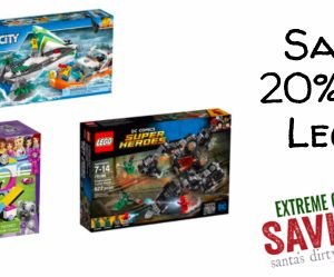 Target: Save up to 20% on Lego