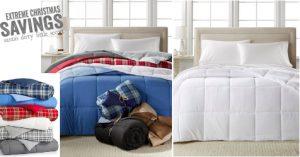 Down Comforter Deal