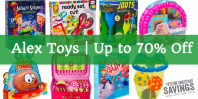 Up to 70% off Alex Toys | Gold Box Deal