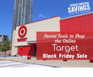 Target Black Friday Secrets