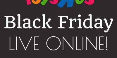 The Toys R Us Black Friday Sale is LIVE ...