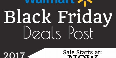 The Walmart Black Friday Deals are LIVE ...