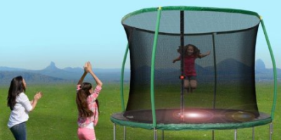 $58.47 (was $119) 10 ft. Trampoline with...