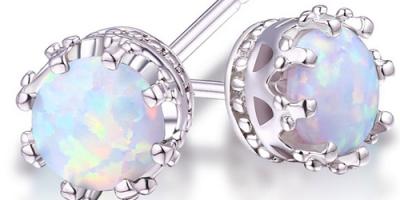 $5.99 (was $20) 2.00 CTW Genuine Opal Cr...