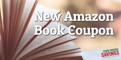 *HOT* New Amazon Book Coupon Available!