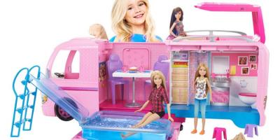 $89.99 (was $109.99) Barbie Camper