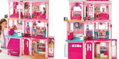 $139.99 (was $199.99) Barbie Dreamhouse