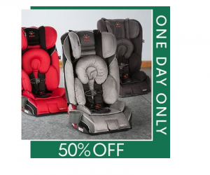 as low as $168.79 (was $319.99+) Diono All-in-One Convertible Car Seat