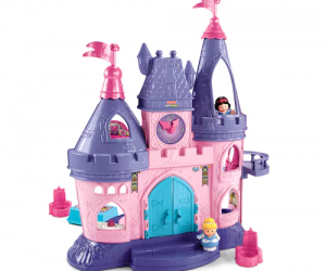 $33.59 (was $79.99) Disney Princess Little People Songs Palace by Fisher-Price
