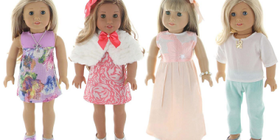 Starting At $24.99 (was $39.95+) Doll Ou...