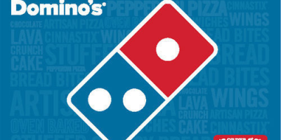 $25 (was $30) Domino's Pizza Gift Card