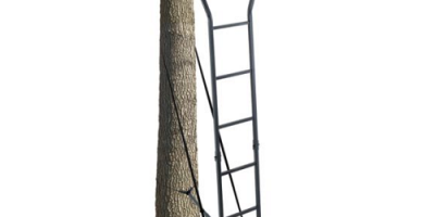 $54.98 (was $119.99) Field & Stream Lookout 15′ Ladder Stand