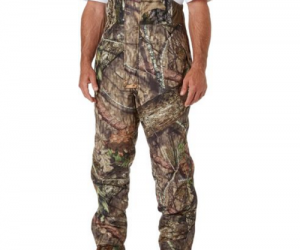 $39.99 (was $79.99) Field & Stream Men's True Pursuit Insulated Hunting Bibs