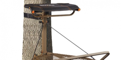 $69.98 (was $129.99) Field & Stream Timberline Hang-On Treestand