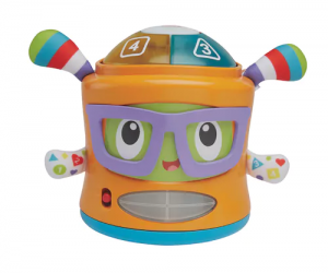 $9.74 (was $25.99) Fisher-Price Franky Beats Bat & Boogle Toy